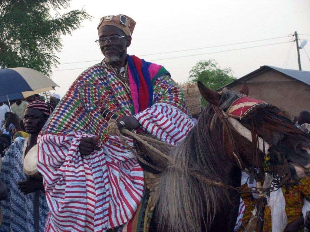 dagbon-chief-on-horse